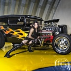 ROCKANGELS - Hotrod - 1930 Ford Sedan