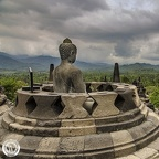 Borobudur - the largest Buddhist monument in the world