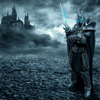 ARTHAS - THE LICH KING (WOW)
