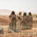JAWAs (Star Wars - Tatooine)
