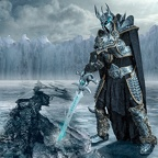 ARTHAS - THE LICH KING V (WOW)